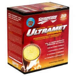 CHAMPION NUTRITION: ULTRAMET BULK STRAWBERRY 28LB 28 lb