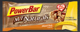 POWERBAR: POWERBAR NUT NATURALS MIXD NUT 15 box