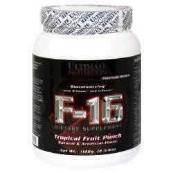 ULTIMATE NUTRITION: F-16 TROPICAL FRT PNCH 1120g 1120 grams