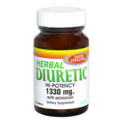 VITOL: HERBAL DIURETIC 30TABS 30 tabs