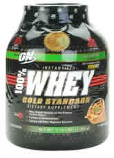 OPTIMUM NUTRITION: 100  WHEY GOLD CHOC MINT 5LB 5 lb