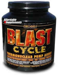 FIZOGEN: BLAST CYCLE FRUIT PUNCH 2.3LB 2.3 lb
