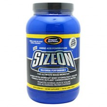 GASPARI NUTRITION: SIZEON LEMON ICE 10  SRV 1