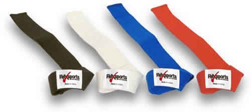 FLEX SPORTS: DEAD LIFT STRAPS BLACK
