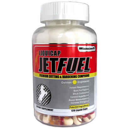 German american tech inc: Jet fuel 120 liquid caps 120 liquid caps
