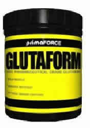 PRIMAFORCE: GLUTAFORM 400 GRAMS 400 GRAMS