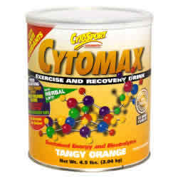 Cytosport inc: CYTOMAX ORANGE 1.5LB. 1.5 lb
