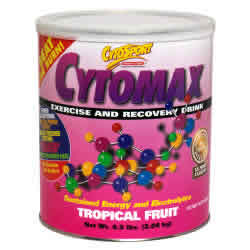 Cytosport inc: CYTOMAX TROPICAL 4.5LB 4.5 lb