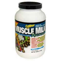 Cytosport inc: MUSCLE MILK NATURAL VAN 2.48LB 2.48 lb
