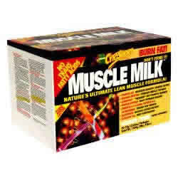 Cytosport inc: MUSCLE MILK COOKIE&CREAM 20  PK 20 packs
