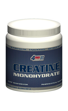 4EVER FIT: CREATINE MONOHYDRATE 1000GRAMS 1 unit