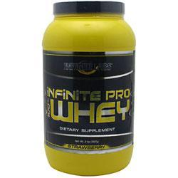 INFINITE LABS: INFINITE PRO 100% WHEY STRAWBERRY 2 LBS