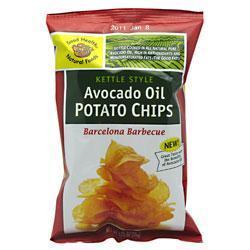 GOOD HEALTH NATURAL FOODS: AVOCADO CHIPS BBQ 1.25oz 24  CS