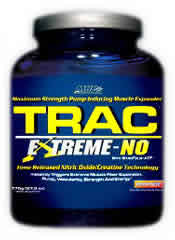 Maximum human performance: Trac extreme orange 775 GRAMS