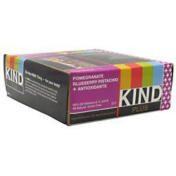KIND SNACKS: KIND PLUS POM BLUEBERRY 12 BX
