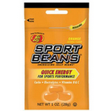JELLY BELLY CANDY COMPANY: SPORT BEANS ORANGE 1oz 24  BX 1