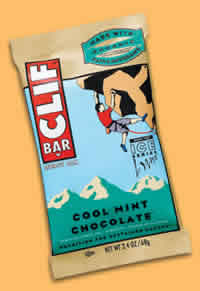 CLIF BAR MINT CHOC. 12  BX