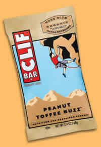 CLIF BAR INC: CLIF BAR PNUT TOFFEE BUZZ 12  B 12 box
