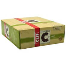 Clif bar frt and nut apple 12  bx