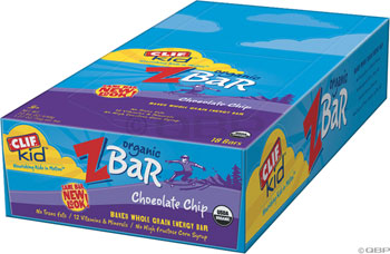 CLIF ZBAR CHOCOLATE CHIP 18  BX 18 BOX from CLIF BAR INC