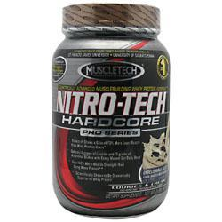 MUSCLETECH: NITRO-TECH PRO COOKIES And CREAM 2LB