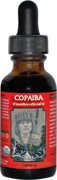 AMAZON THERAPEUTIC LABORATORIES: Copaiba Oil Sustainable Harvest™ 1 fl oz