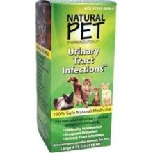 NATURAL PET CAT URINARY TRACT INFECT 4OZ from KING BIO