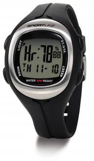 SPORTLINE: SOLO 915 HEART RATE WATCH MENS 1