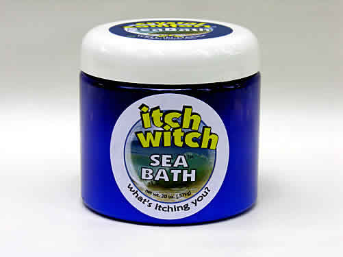 WELL IN HAND: Crystal Comfort™ Bath Salts Itch Witch 16 oz