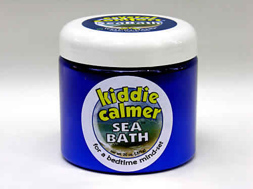 WELL IN HAND: Crystal Comfort™ Bath Salts Kiddie Calmer 16 oz