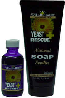 Yeast Rescue® Soap Soother