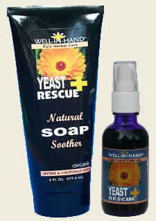 Yeast Rescue® Treatment - Spray