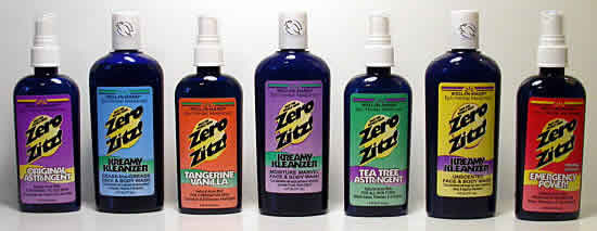 Zero Zitz!® Astringent Emergency 4 fl oz from WELL IN HAND