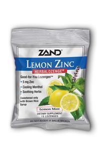ZAND: HerbaLozenge Lemon-Zinc 15 loz