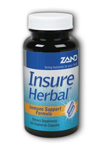 ZAND: Insure Immune Support 60 caps