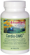Foodscience of vermont: Cardio dmg chewable wafers 120 wafers