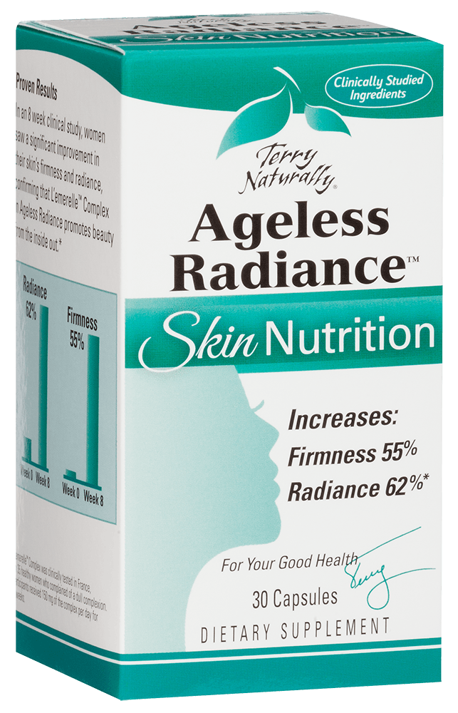 Europharma / Terry Naturally: Ageless Radience 30 Capsules
