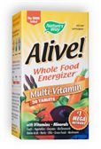 Nature's way: Alive multi with iron 90 vegicaps