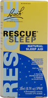 BACH FLOWER ESSENCES: Rescue Sleep 20 ml