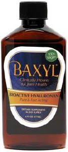 Cogent Solutions Group LLC - Baxyl 6 fl oz Syrup