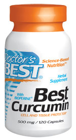 Best Curcumin C3 Complex with Bioperine, 120c