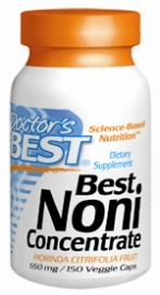 Doctors Best: Best Noni Concentrate (650 mg) 150C