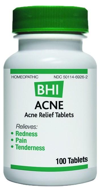 BHI: acne 100 tabs