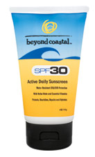 BEYOND COASTAL: Active Daily Sunscreen SPF30 4 oz