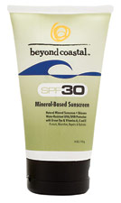 BEYOND COASTAL: Mineral Based Sunscreen SPF30 4 oz