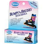 HYLANDS: Children's Bumps 'n Bruises With Arnica 125 tabs