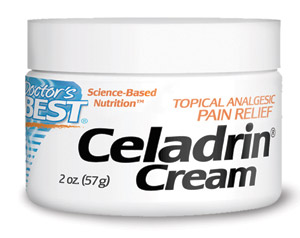 Doctors Best: Celadrin Cream 2 oz.