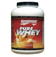 CHAMPION NUTRITION: Pure Whey Protein Chocolate Peanut Butter 5 lbs