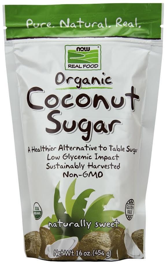 NOW: Coconut Flour Organic 16oz