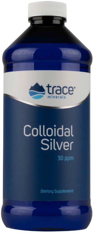 Colloidal Silver 30 PPM, 16oz